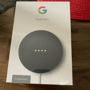 2nd Gen Google Nest Mini
